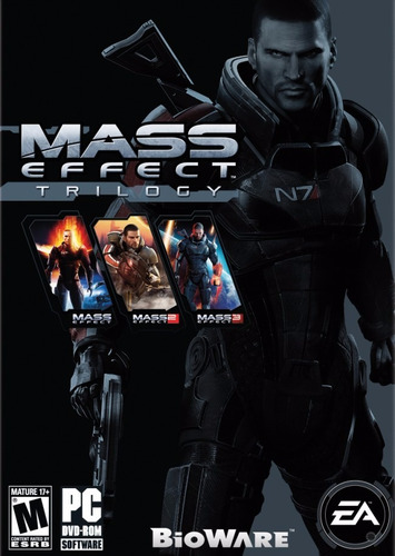 mass effect trilogy código digital origin pc