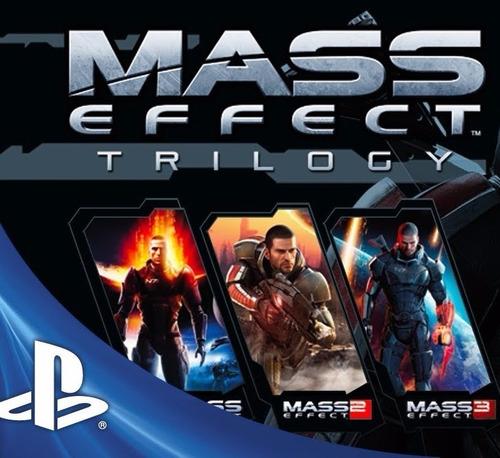 mass effect trilogy ps3 digital