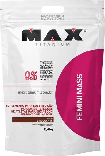 mass max titanium