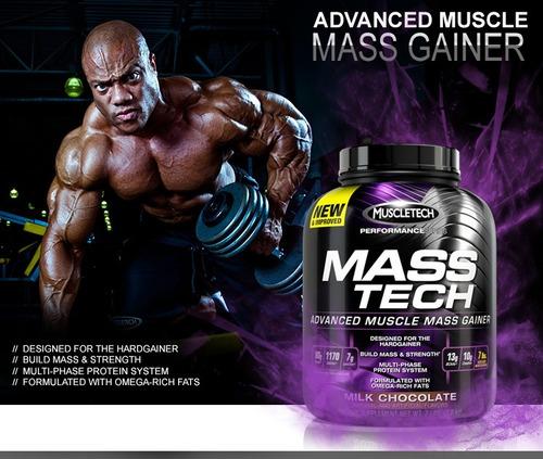 mass-tech performance seri 7lb  ganador - kg a $55