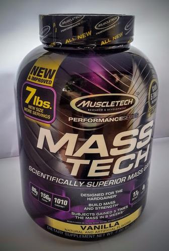 mass tech performance series 7lb muscletech