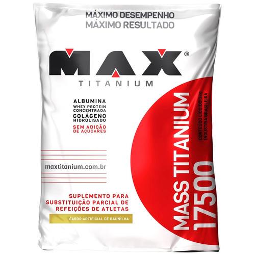 mass titanium max titanium