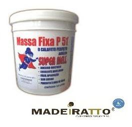 massa acrílica p/ madeira p51 - ipê  - 0,9kg