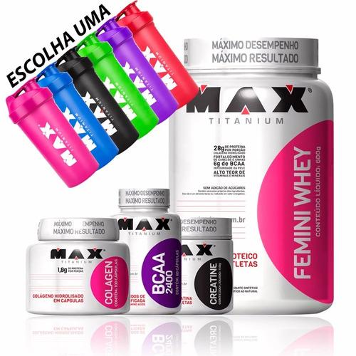 massa muscular max titanium
