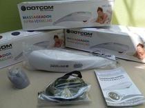 massageador dotcom mg-100 infravermelho frete grátis 110v