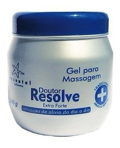 massageador elétrico corporal infravermelho + gel