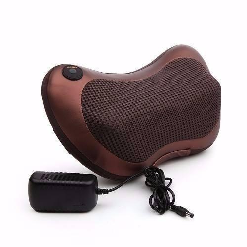 massageador elétrico infravermelho casa veicular lombar pés