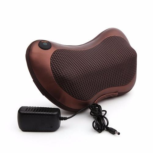massageador elétrico infravermelho veicular casa lombar pés
