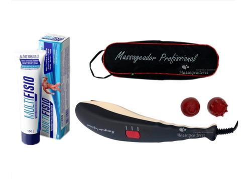 massageador elétrico pessoal fisio portátil