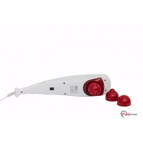 massageador elétrico pessoal orbital - infravermelho  220v