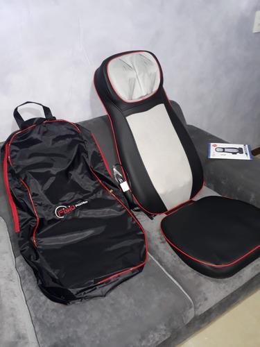 massageador fisio power car relax shoulder + frete grátis