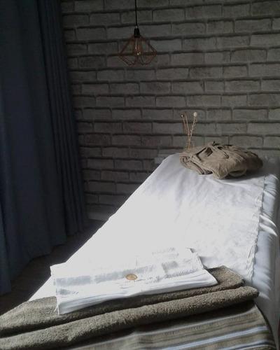 massagem modeladora drenagem linfática home care