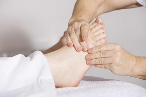 massagem relaxante - mini spa
