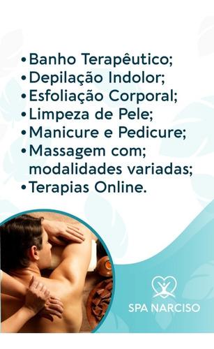 massagens e terapia online
