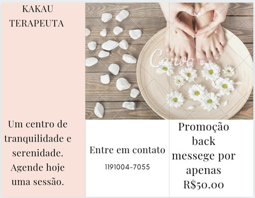 massagens em geral