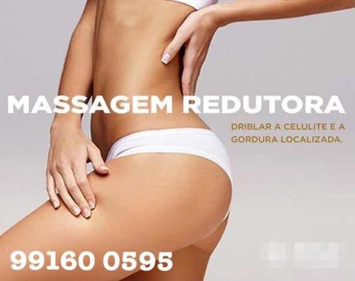 massagens relaxante e redutora,depilação ,alongamento cílios