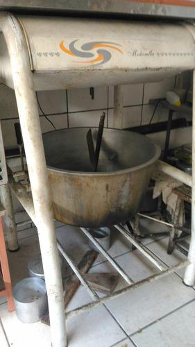 masseira industrial 75 kg