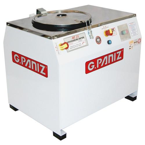 masseira misturadora rapida ar-25 25kg g.paniz mach mill