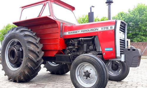 massey ferguson 1175s totalmente restaurado motor 0 hs