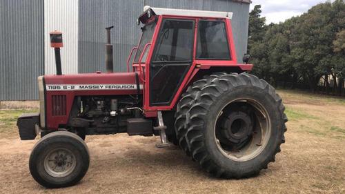massey ferguson 1195, año 1990, 110 hp
