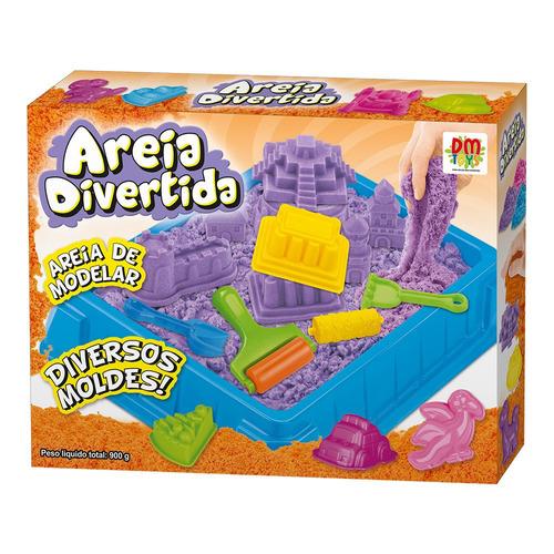 massinha areia mágica modelar divertida massareia kit bolos