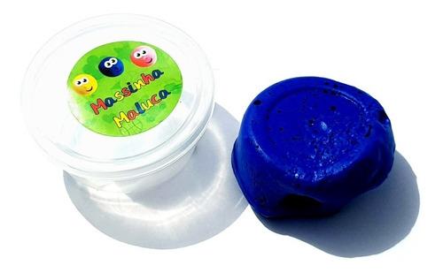 massinha modelar maluca pula pula cores slime soft c/12