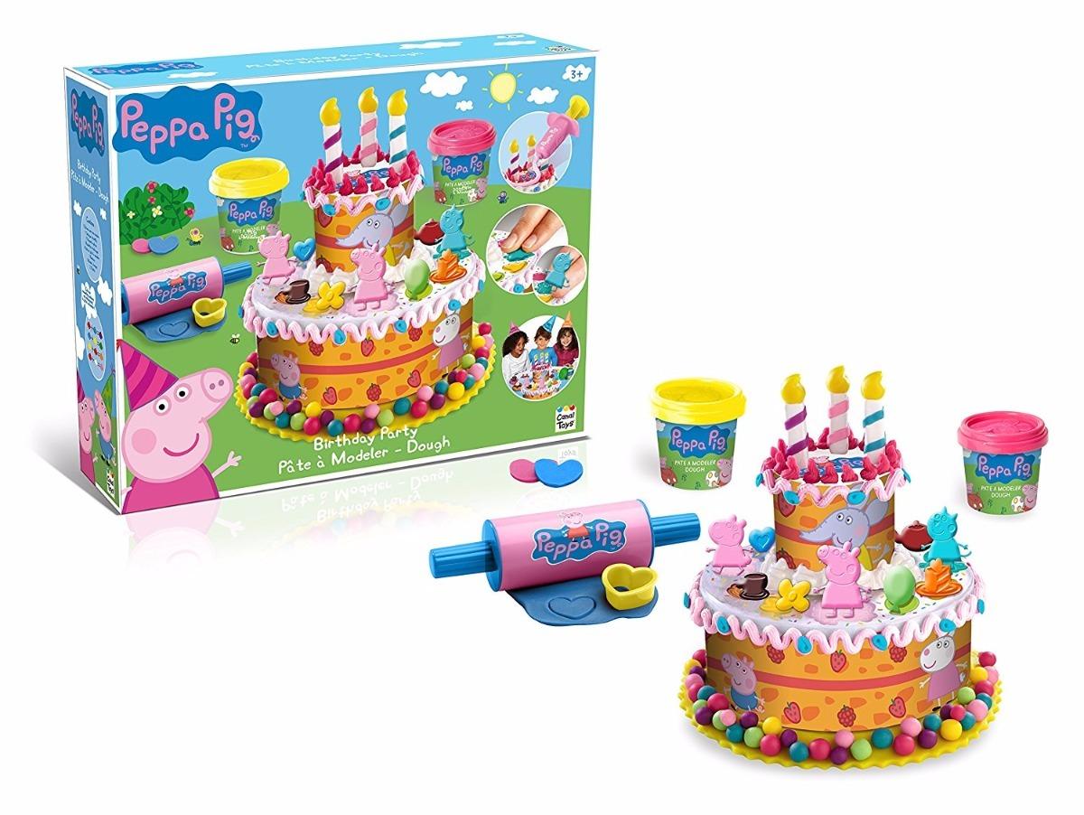 massinha peppa pig importada bolo de aniversário fretegratis. Carregando  zoom.