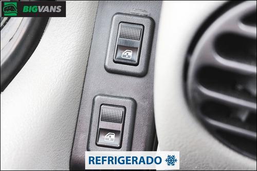master 2008 l1h1 furgão refrigeração -5ºgraus branco (4346)