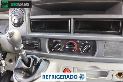 master 2011 l1h1 furgão refrigerado -5º graus branco (6548)