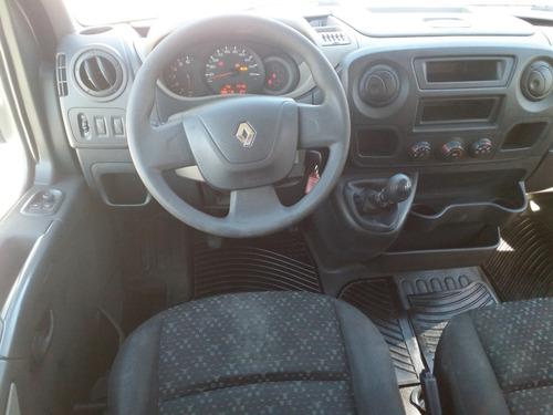 master 2017 l3h2 minibus16 lg completa, financia.