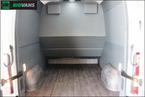 master 2020 l3h2 0km cabine dupla mista 9 lugares branca