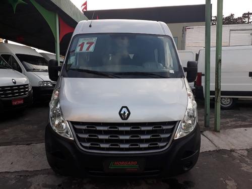 master 2.3 dci minibus executive l3h2 16 lugares completa