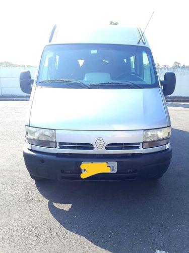 master 2.5 dci minibus l2h2 16 lugares 16v 2009