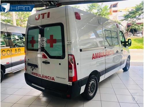 master ambulancia  2019 uti l3h2