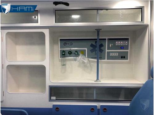 master ambulancia uti l2h2 branco 2020