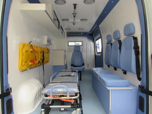 master ambulância básica uti completa 2019