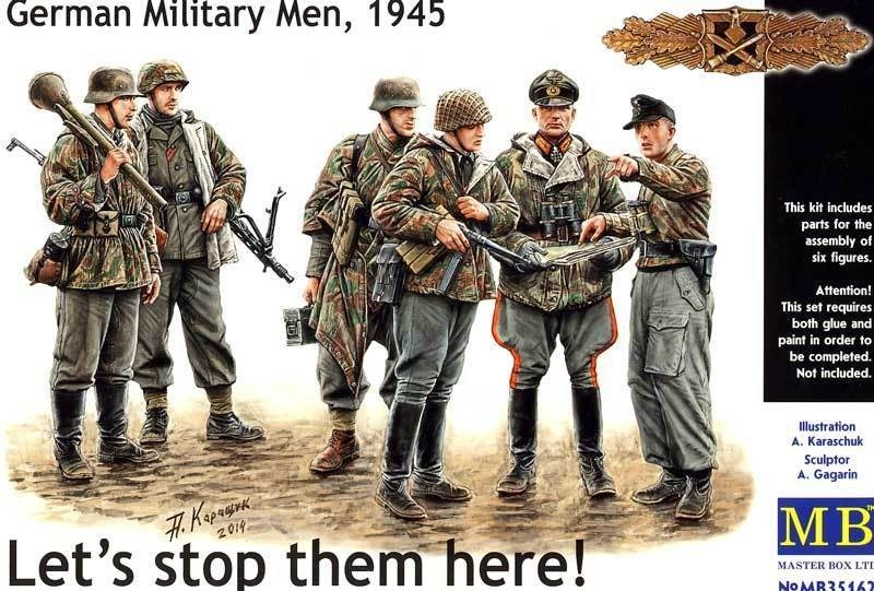 Images of military men