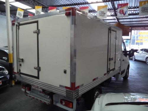 master chassi 2.3 diesel  2014 branca un dono 37000 km veja!