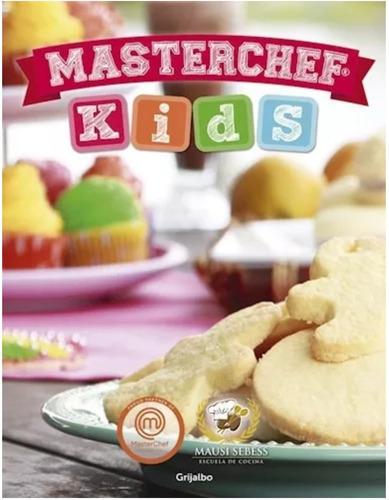 master chef kids, llibro de técnicas de cocina para niños