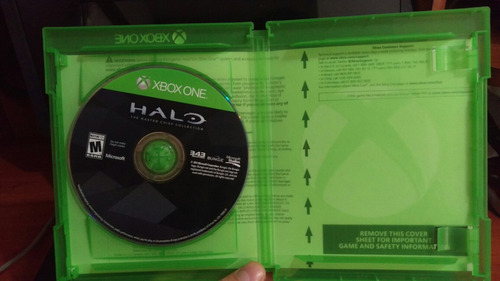 master chief collection xbox one halo