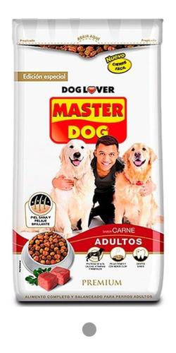 máster dog adulto 21kg carne