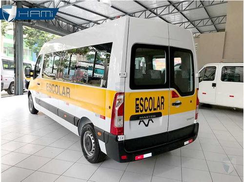 master extra escolar l3h2 branco 2020 diesel