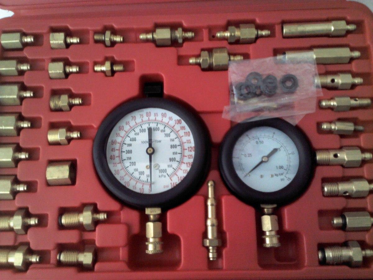 Master Fuel Injection Pressure Tester Checks Pfi And Tbi