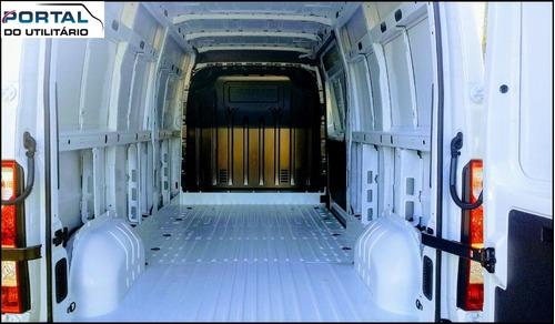 master furgão l3h2 -0km / 2020-  completa !! pronta entrega