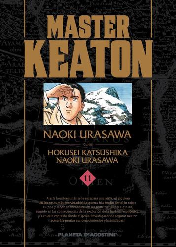 master keaton 11 (manga); naoki urasawa