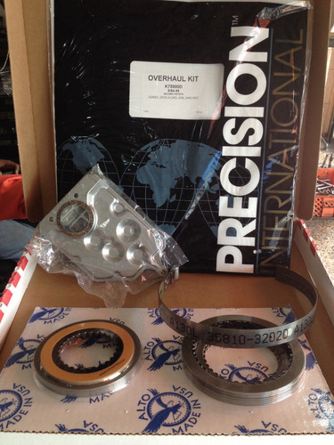 master kit para caja a240 / toyota corolla motor 1.8