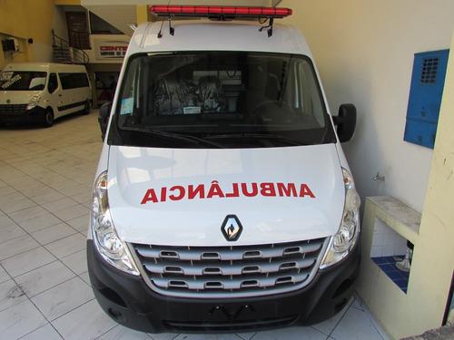 master l2h2 ambulância básica pronta entrega 19