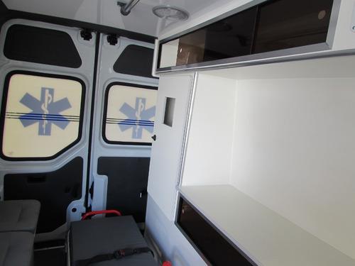 master l2h2 ambulância básica uti completa pronta entrega 19