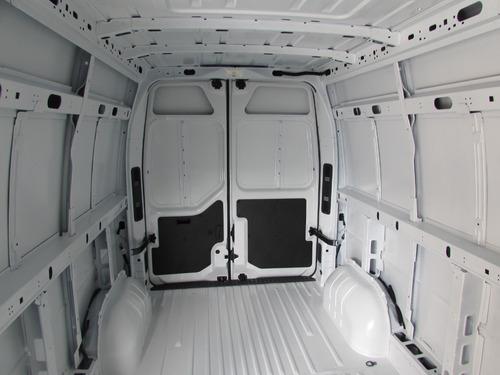 master l3h2 furgão branca transporte de cargas