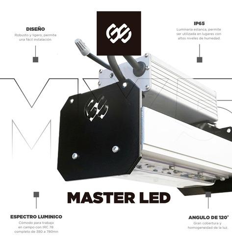 master led mx50 gs iluminaciones nuevo cultivo indoor